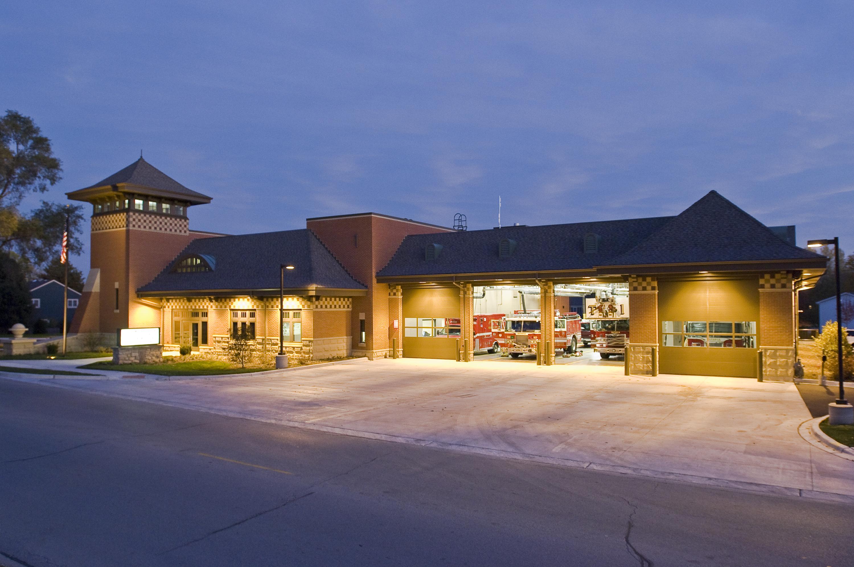 Batavia Fire Department Eastside Station