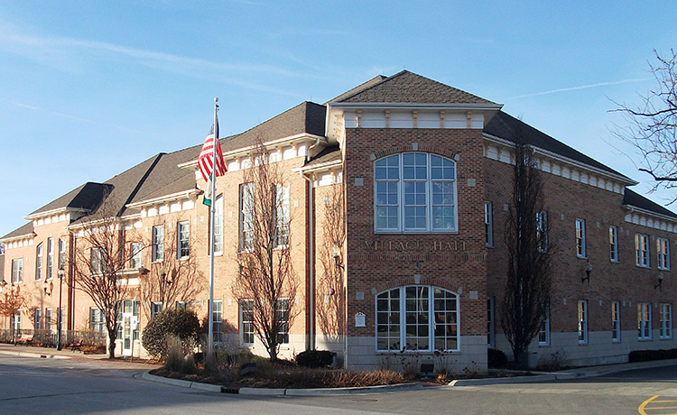Grayslake Village Hall and Police Station