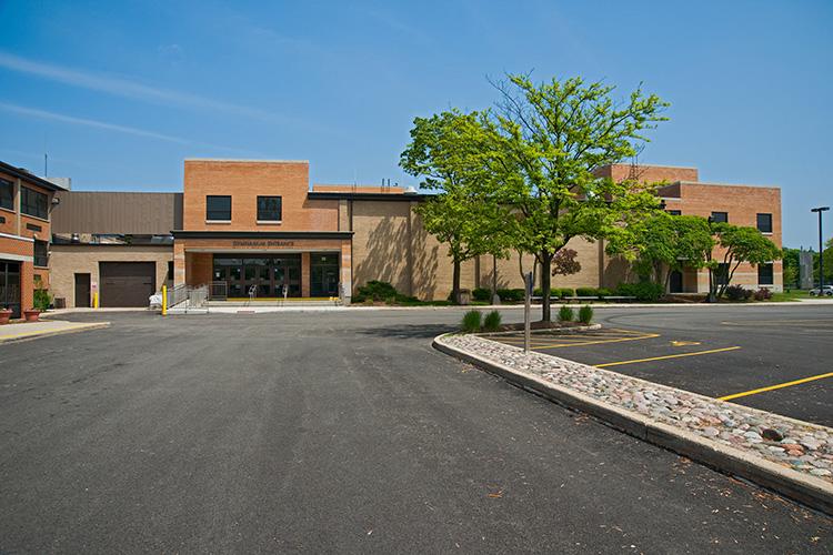 Northbrook Junior High School Expansion