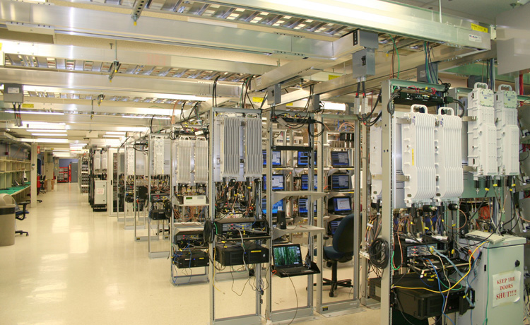 Motorola Data Center and Corporate Electronics Lab