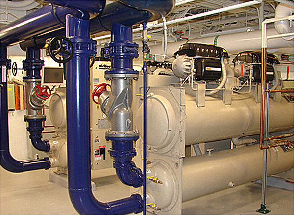 Northbrook Junior High School Mechanical Systems Renovation