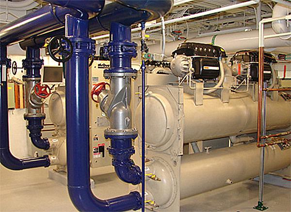 Northbrook Junior High School Mechanical Systems Renovation