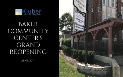 Historic Baker Community Center To Hold Grand Re-Opening Reception