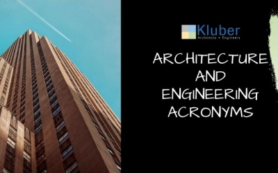 Decoding the Acronyms of the Architecture and Engineering Industries