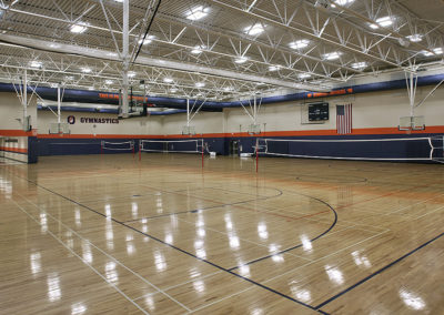 Oswego High School Expansion
