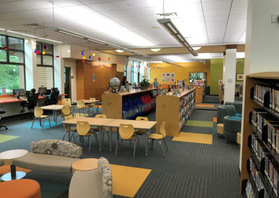 Messenger Public Library – Youth Services Renovation