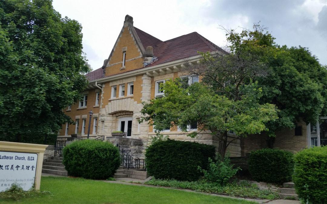 Historic Nichols Library