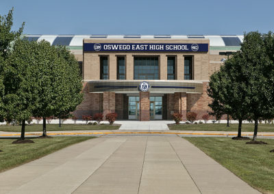 Oswego East High School Expansion