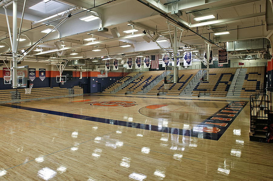 Oswego High School (Main Gym)