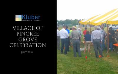 The Village of Pingree Grove Breaks Ground