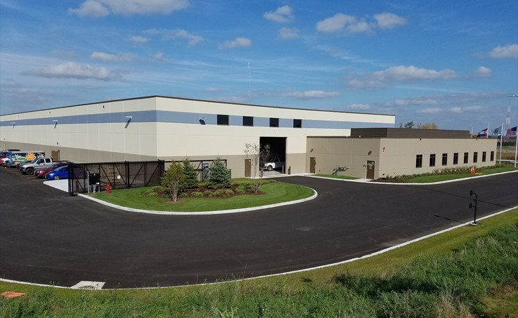 Village of South Elgin Public Works Facility