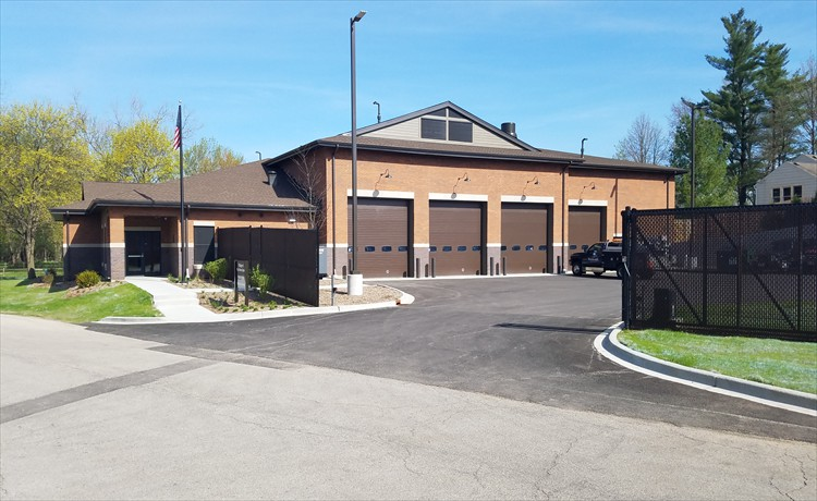 Fox River Grove Public Works Facility