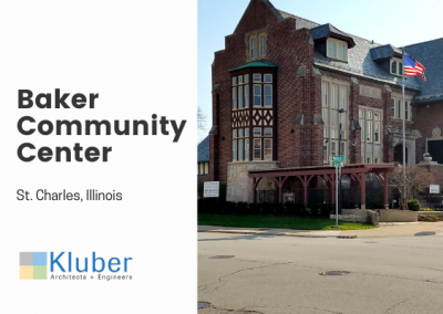 Baker Community Center Renovation