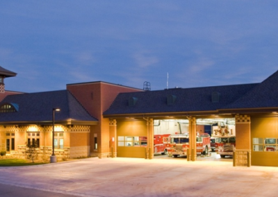 Batavia Fire Department Eastside Station