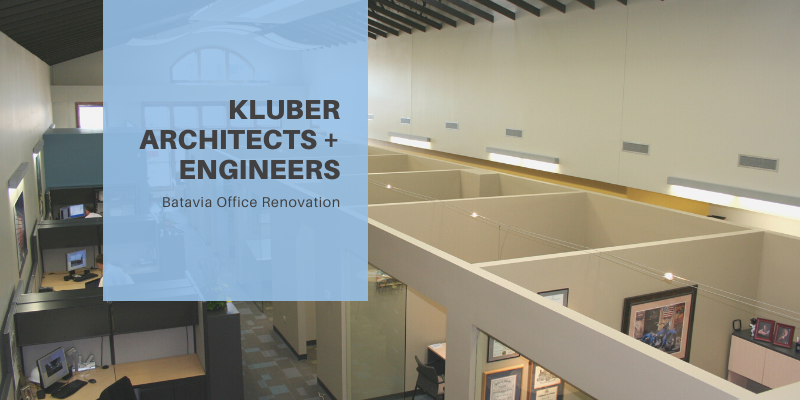 Kluber Architects + Engineers Office