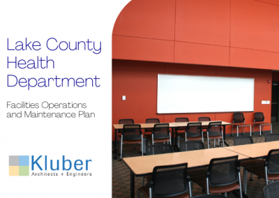 Facilities Operations and Maintenance Plans for Lake County Health Department