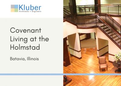 Covenant Living at the Holmstad – Batavia, Illinois