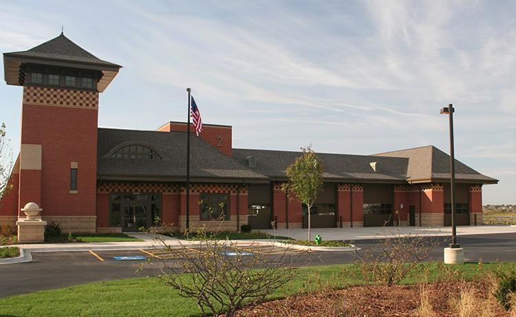 Batavia Fire Department Westside Station