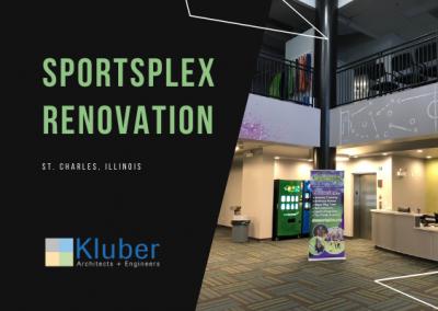 St. Charles Sportsplex Renovation