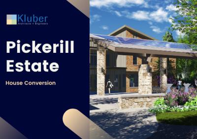 Pickerill Estate House