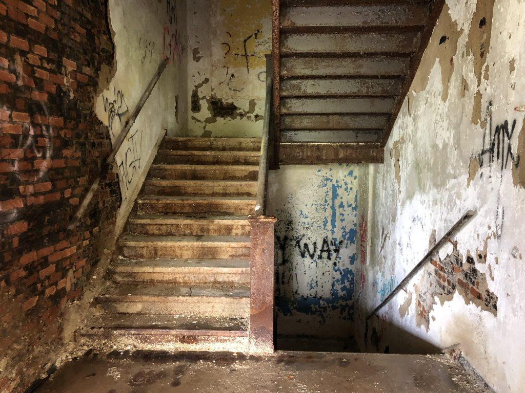Old Copley Hospital Condition