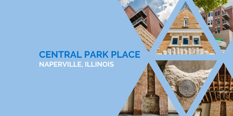 Central Park Place – Naperville, Illinois