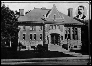 Old Nichols Library Picture