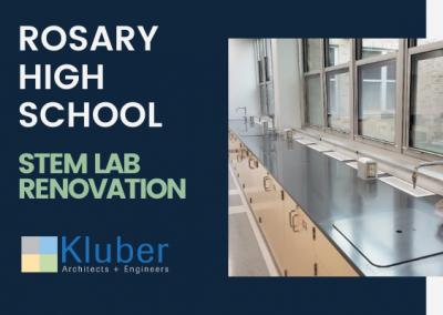 Rosary High School STEM Lab – Aurora, Illinois