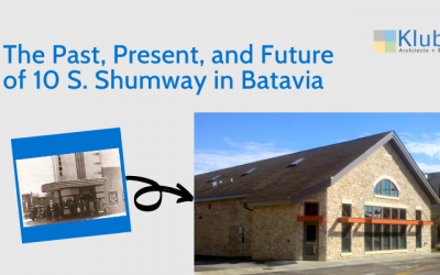 The Past, Present, and Future of 10 S. Shumway in Batavia