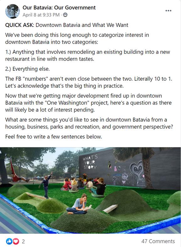 Batavia Our Government